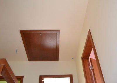 Zabudowa wejścia na strych | zdjęcie 51